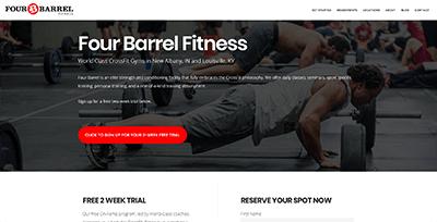 four barrel fitness